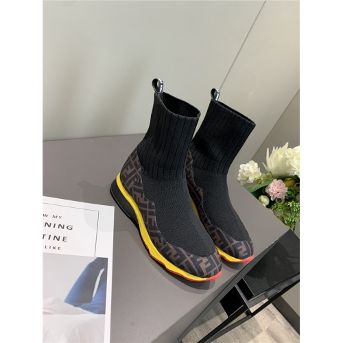 Fendi Fashion Boots For Women #818022