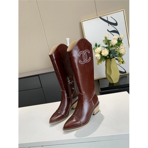Chanel Boots For Women #818030