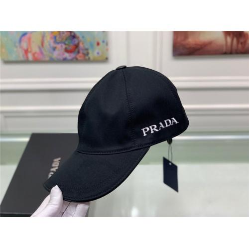 Prada Caps #818116