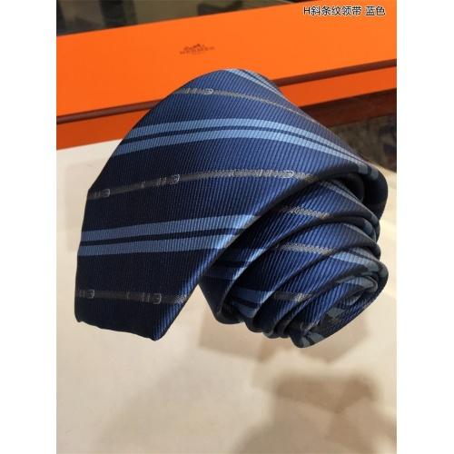 Hermes Necktie For Men #818134 $41.00, Wholesale Replica Hermes Necktie