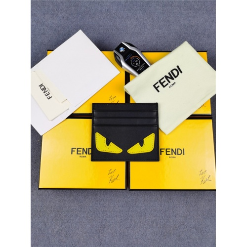 Fendi AAA Man Wallets #818182