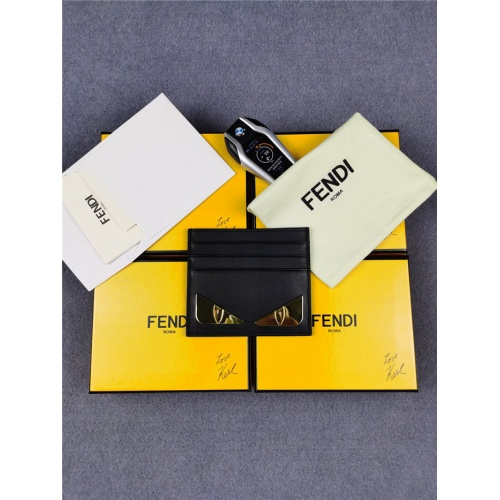 Fendi AAA Man Wallets #818184