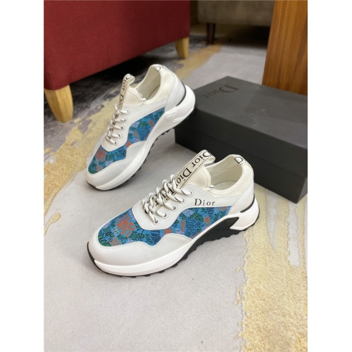 Christian Dior Casual Shoes For Men #818228