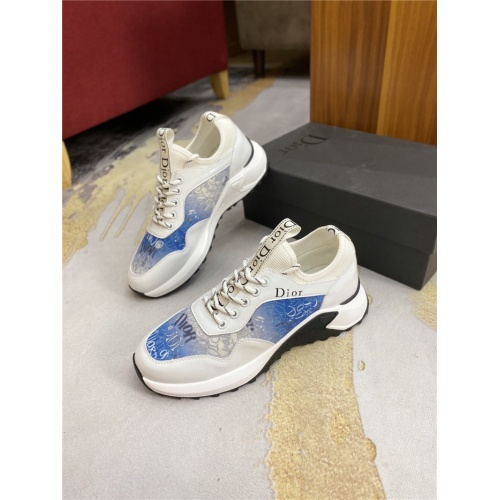 Christian Dior Casual Shoes For Men #818230