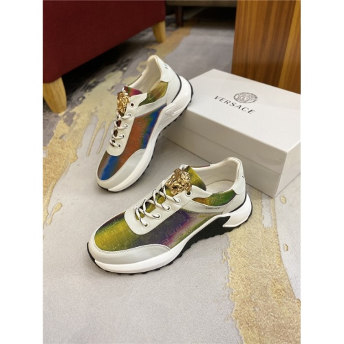 Versace Casual Shoes For Men #818255
