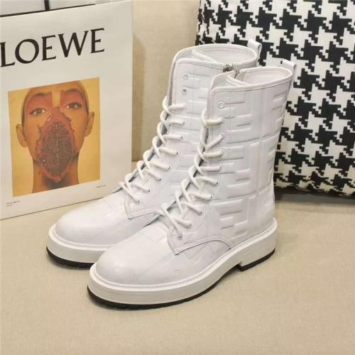 Fendi Fashion Boots For Women #818322 $108.00 USD, Wholesale Replica Fendi Fashion Boots
