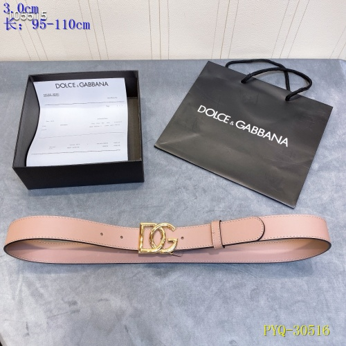 Dolce & Gabbana D&G AAA Belts #818359