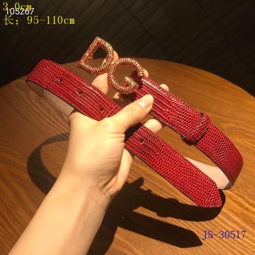 Dolce & Gabbana D&G AAA Belts #818365