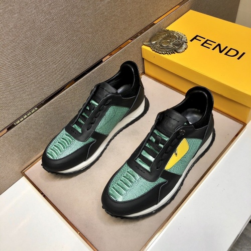 Fendi Casual Shoes For Men #818552