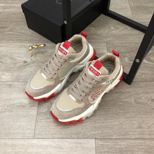 Prada Casual Shoes For Men #818556