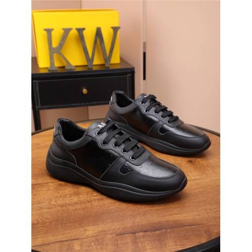 Prada Casual Shoes For Men #818572