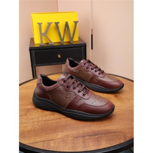 Prada Casual Shoes For Men #818573