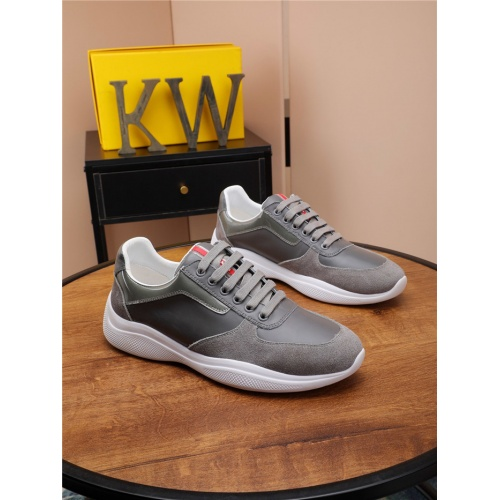 Prada Casual Shoes For Men #818575