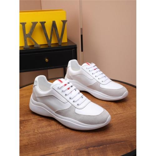 Prada Casual Shoes For Men #818576