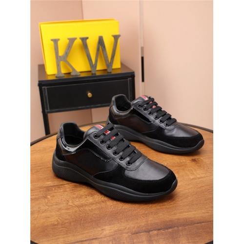 Prada Casual Shoes For Men #818577