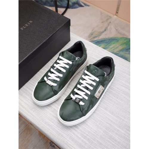 Philipp Plein PP Casual Shoes For Men #818589