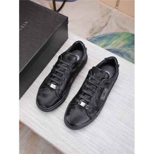 Philipp Plein PP Casual Shoes For Men #818590