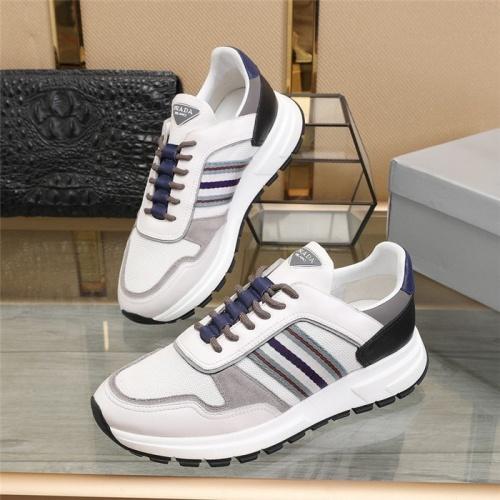 Prada Casual Shoes For Men #818607