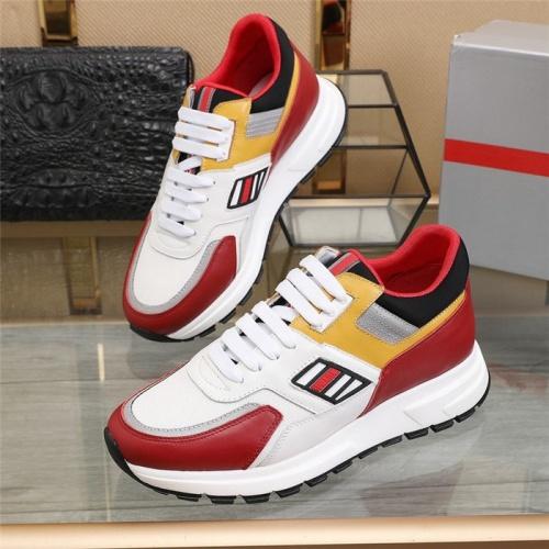 Prada Casual Shoes For Men #818608