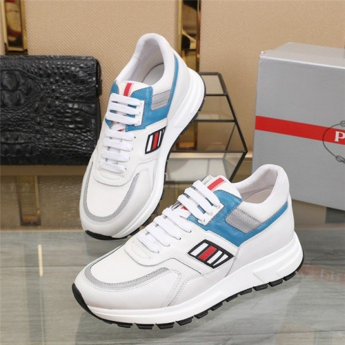 Prada Casual Shoes For Men #818609
