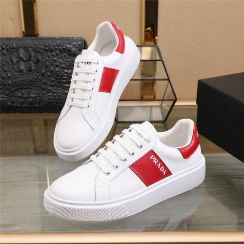 Prada Casual Shoes For Men #818611