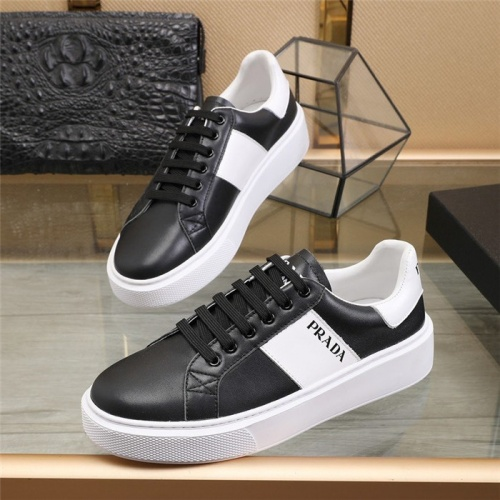 Prada Casual Shoes For Men #818612