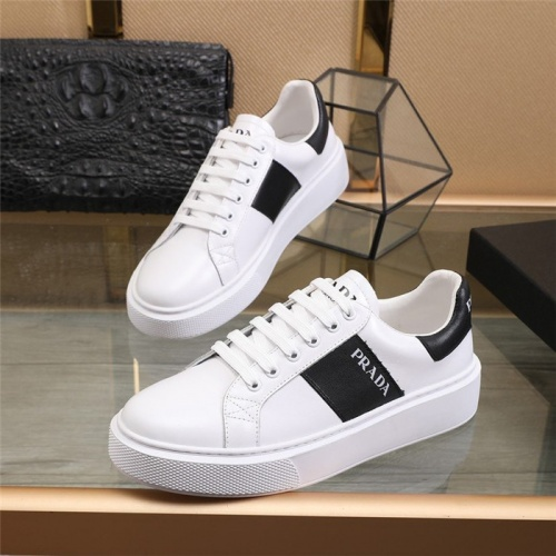 Prada Casual Shoes For Men #818613