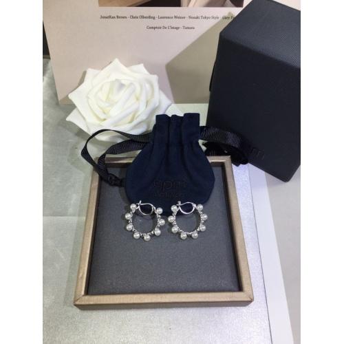 apm Monaco Earrings #818643 $36.00 USD, Wholesale Replica apm Monaco Earrings