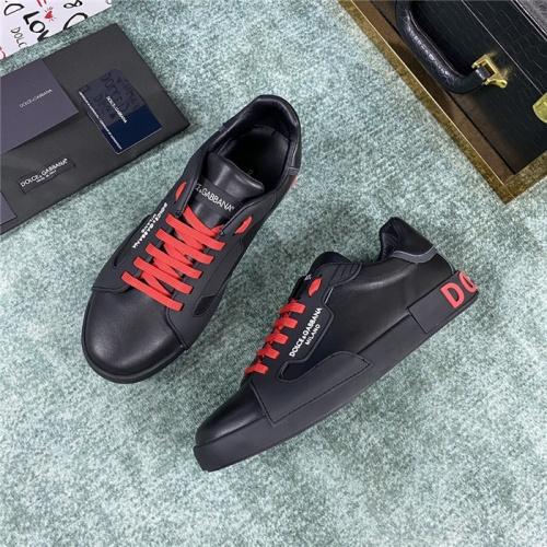 Dolce & Gabbana D&G Casual Shoes For Men #818674