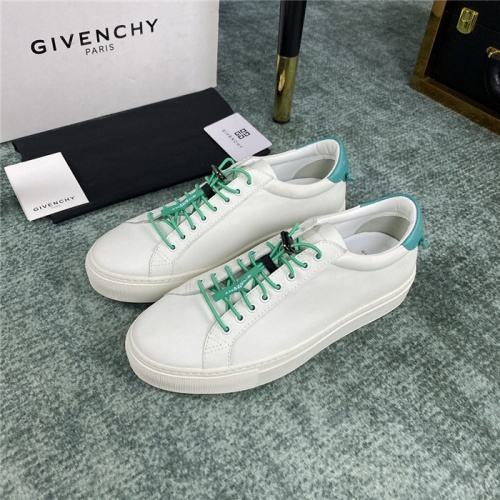Givenchy Casual Shoes For Men #818679 $125.00 USD, Wholesale Replica Givenchy Shoes