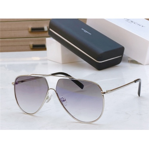 Givenchy AAA Quality Sunglasses #818702 $60.00 USD, Wholesale Replica Givenchy AAA Sunglasses