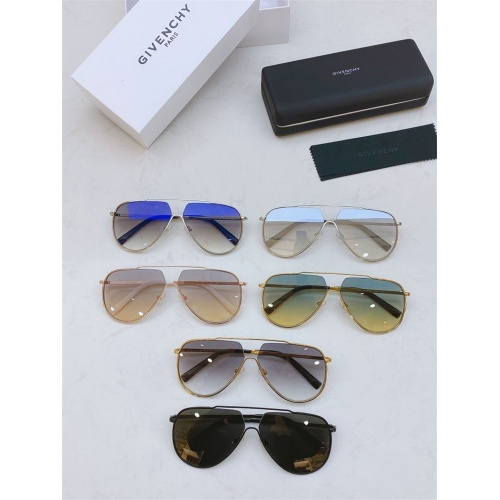 Replica Givenchy AAA Quality Sunglasses #818702 $60.00 USD for Wholesale