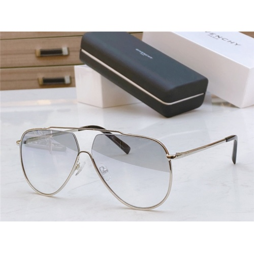 Givenchy AAA Quality Sunglasses #818703 $60.00 USD, Wholesale Replica Givenchy AAA Sunglasses