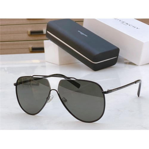 Givenchy AAA Quality Sunglasses #818706 $60.00 USD, Wholesale Replica Givenchy AAA Sunglasses