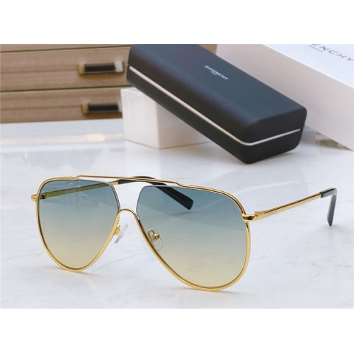Givenchy AAA Quality Sunglasses #818707 $60.00 USD, Wholesale Replica Givenchy AAA Sunglasses