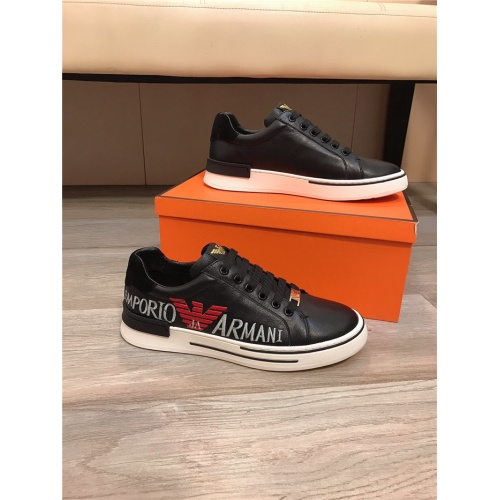 Armani Casual Shoes For Men #818736