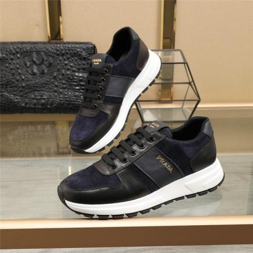 Prada Casual Shoes For Men #818781