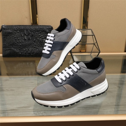Prada Casual Shoes For Men #818782