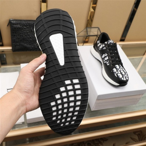 Replica Christian Dior Casual Shoes For Men #818789 $82.00 USD for Wholesale