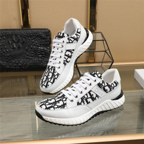 Christian Dior Casual Shoes For Men #818790 $82.00, Wholesale Replica Christian Dior Casual Shoes