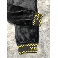 $100.00 USD Versace Tracksuits Long Sleeved Zipper For Men #812997