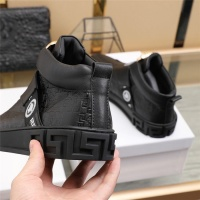 $85.00 USD Versace High Tops Shoes For Men #813345