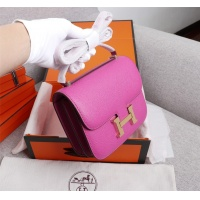 $112.00 USD Hermes AAA Quality Messenger Bags For Women #813402