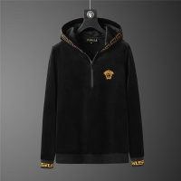 $98.00 USD Versace Tracksuits Long Sleeved Zipper For Men #813463