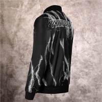 $68.00 USD Philipp Plein PP Jackets Long Sleeved Zipper For Men #813766