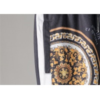$88.00 USD Versace Tracksuits Long Sleeved Zipper For Men #813815