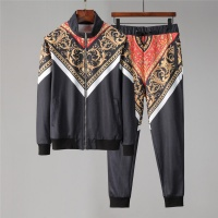 $88.00 USD Versace Tracksuits Long Sleeved Zipper For Men #813816
