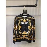 $42.00 USD Versace Hoodies Long Sleeved O-Neck For Men #813847