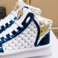 $82.00 USD Versace High Tops Shoes For Men #814079