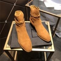 $105.00 USD Yves Saint Laurent Boots For Men #814239